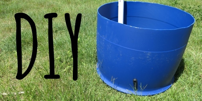 In This Article I Will Show You How To Make A Simple Wicking Barrel Or  Wicking Bed. If At Any Time You Are Having Trouble Following Along With The  Written ...